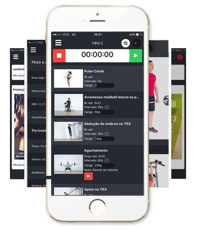 Aplicativo Para Personal Trainer